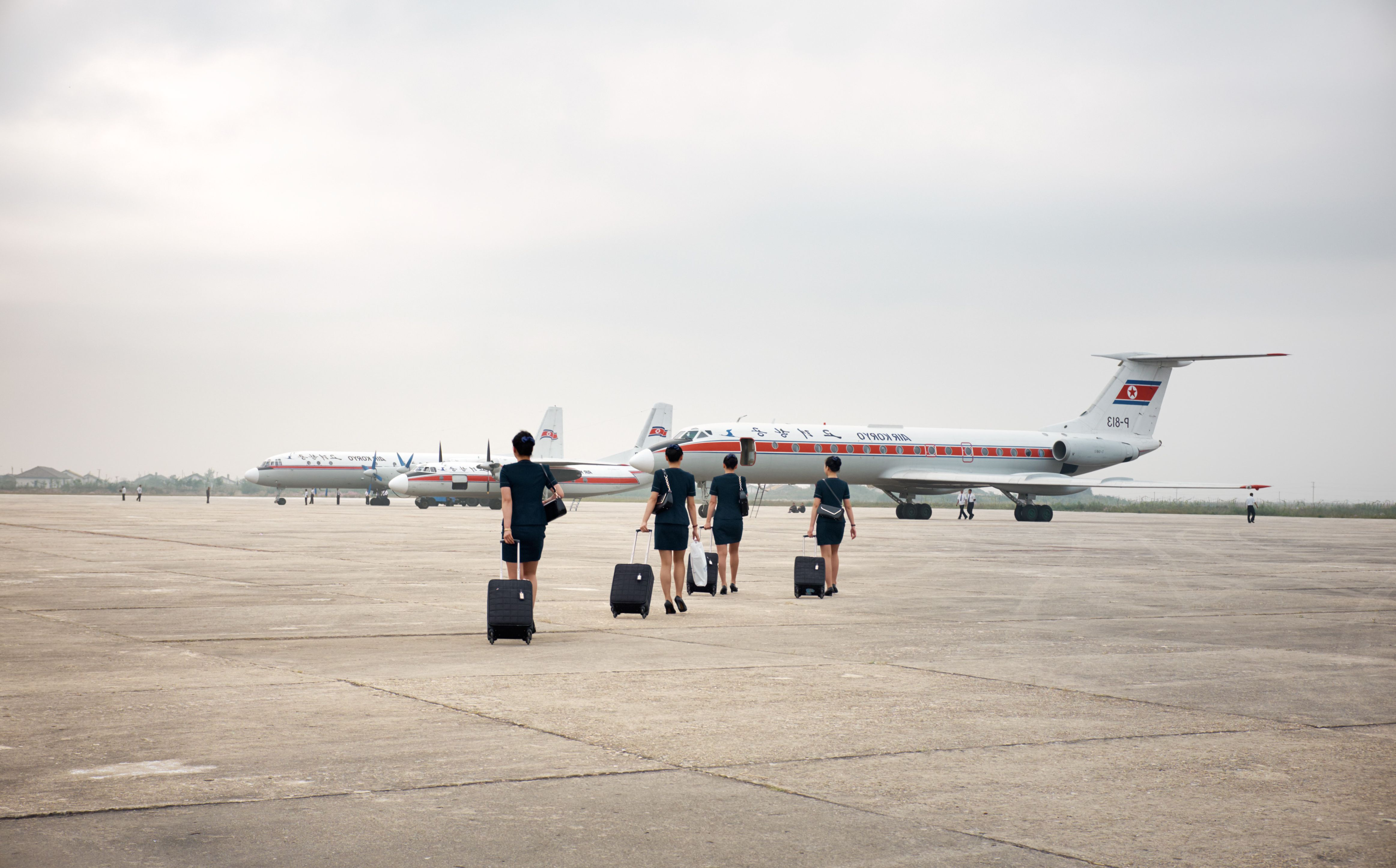 Dear Sky: Air Koryo