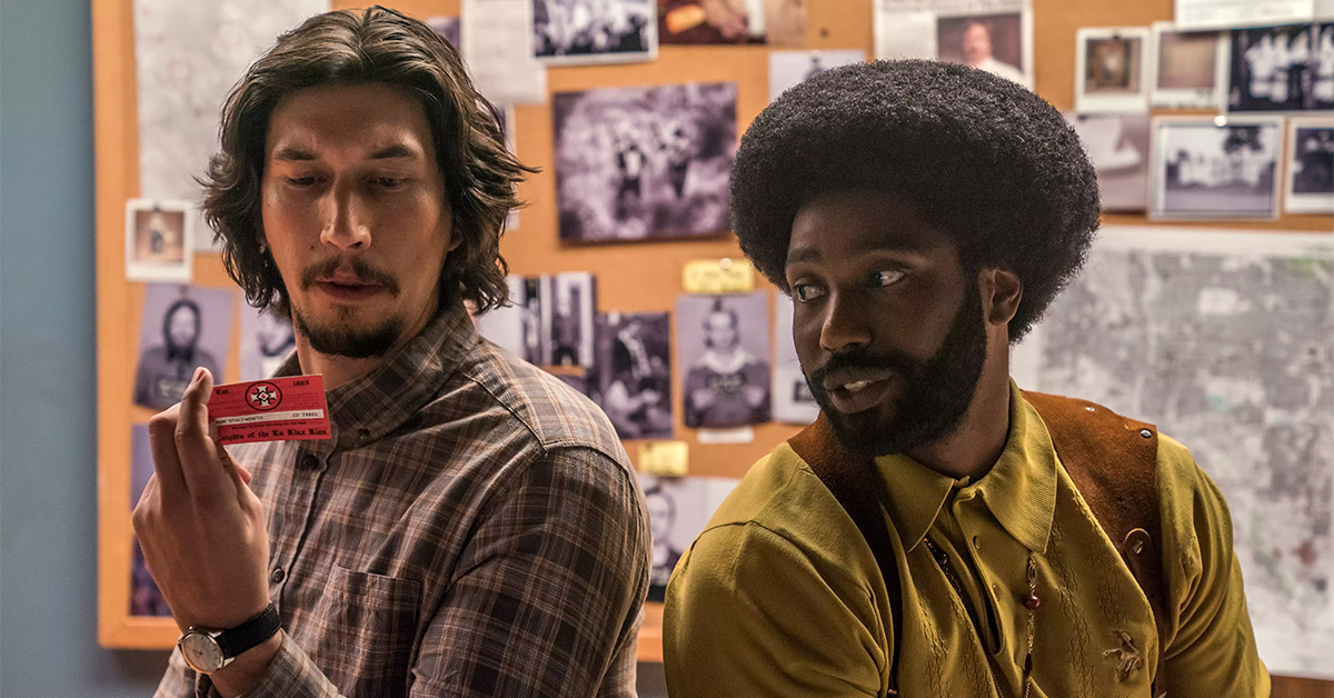 BlacKkKlansman - VIP Cinema Offer