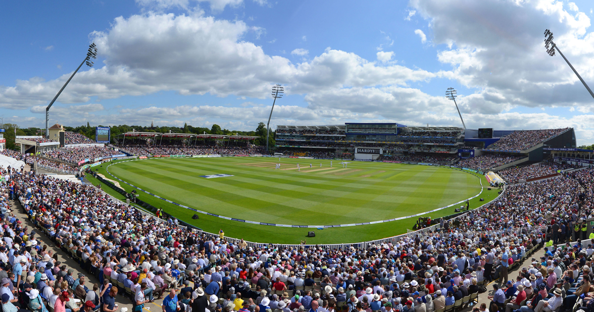 Cricket's coming home to Birmingham