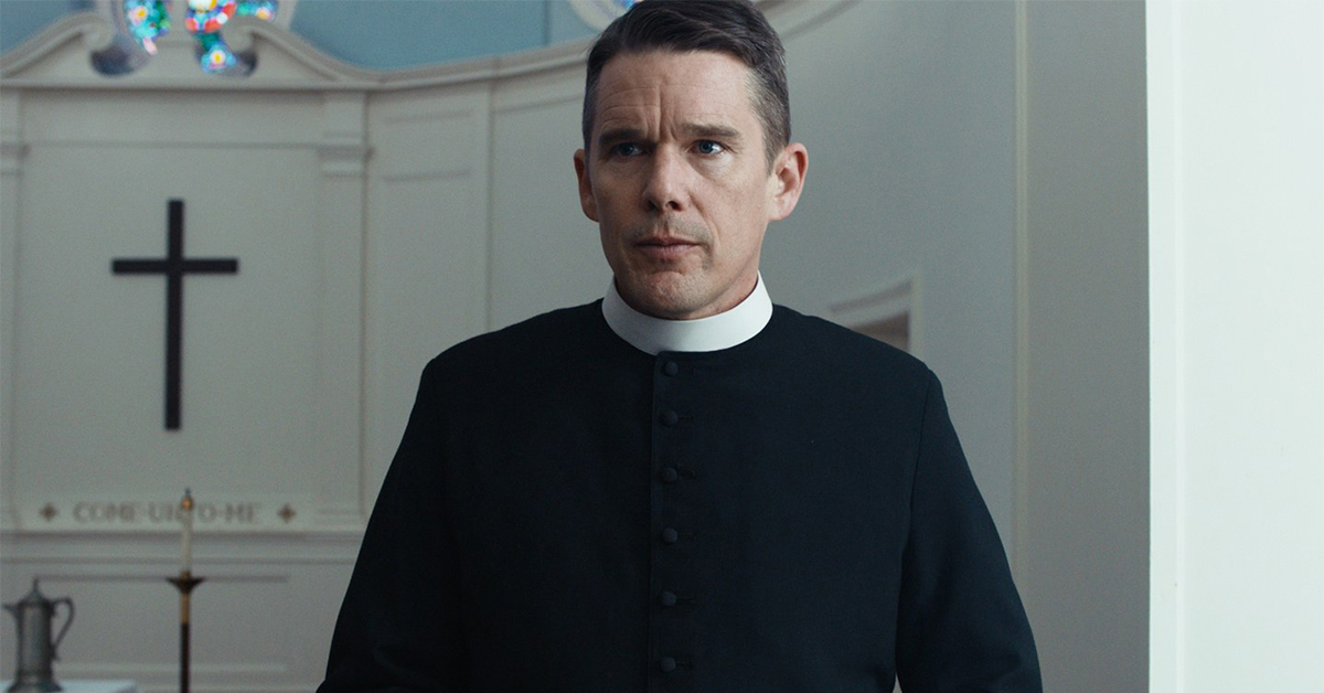 First Reformed VIP Cinema Offer