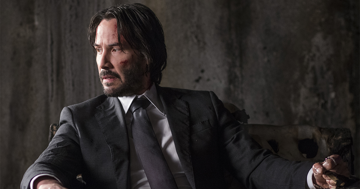 John Wick: Chapter 3 – VIP Cinema Offer