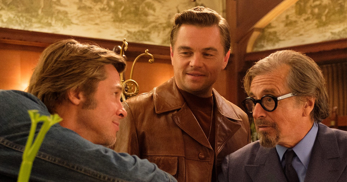 Once Upon a Time… in Hollywood | VIP Cinema Offer