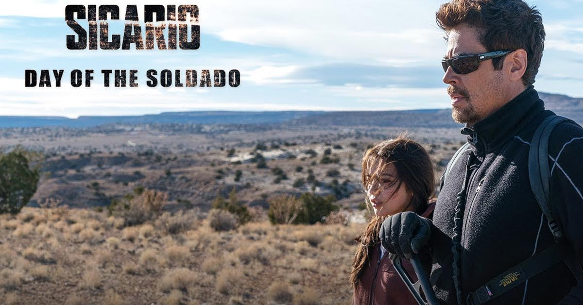 Sicario: Soldado VIP Cinema Offer