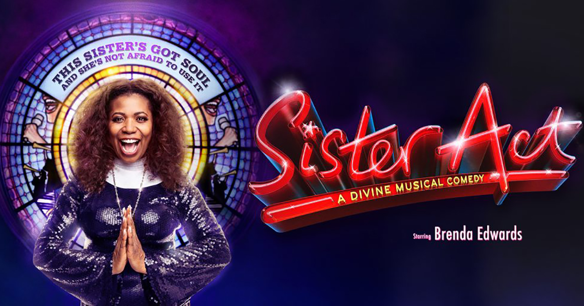 Sister Act returns to Birmingham Hippodrome with a brand new production in 2020