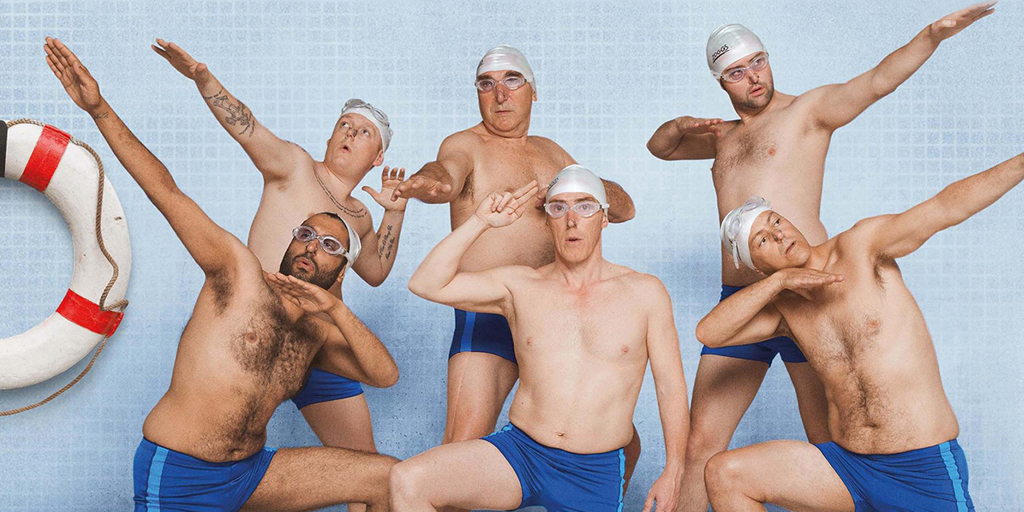 See 'Swimming With Men' in VIP luxury for less!