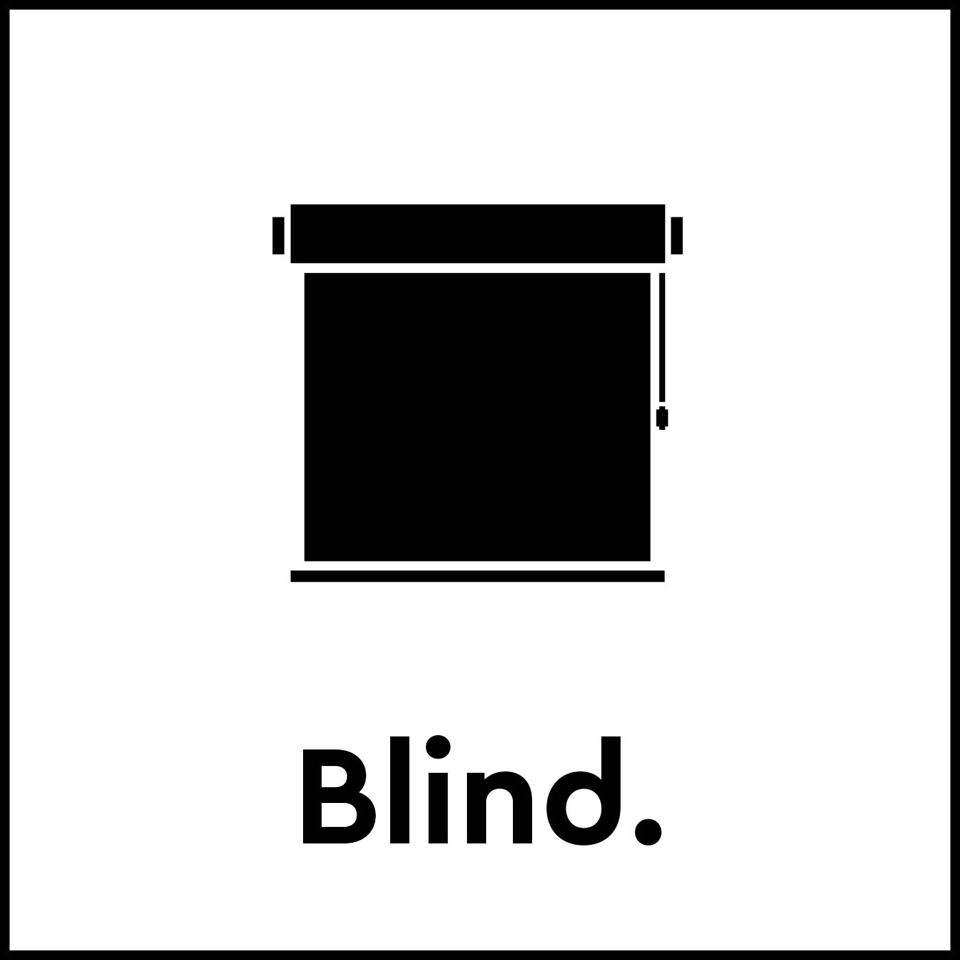 Bloc Smart Room Controls - Blinds