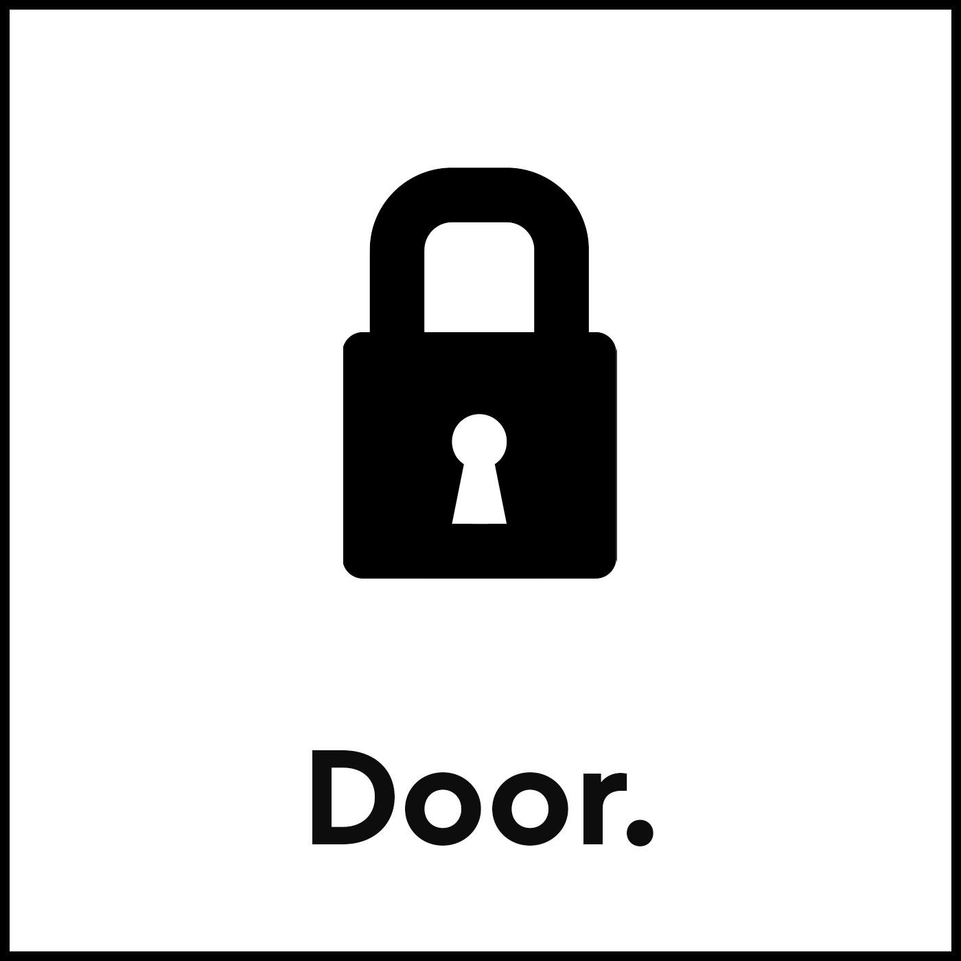 Bloc Smart Room Controls - Door Unlock