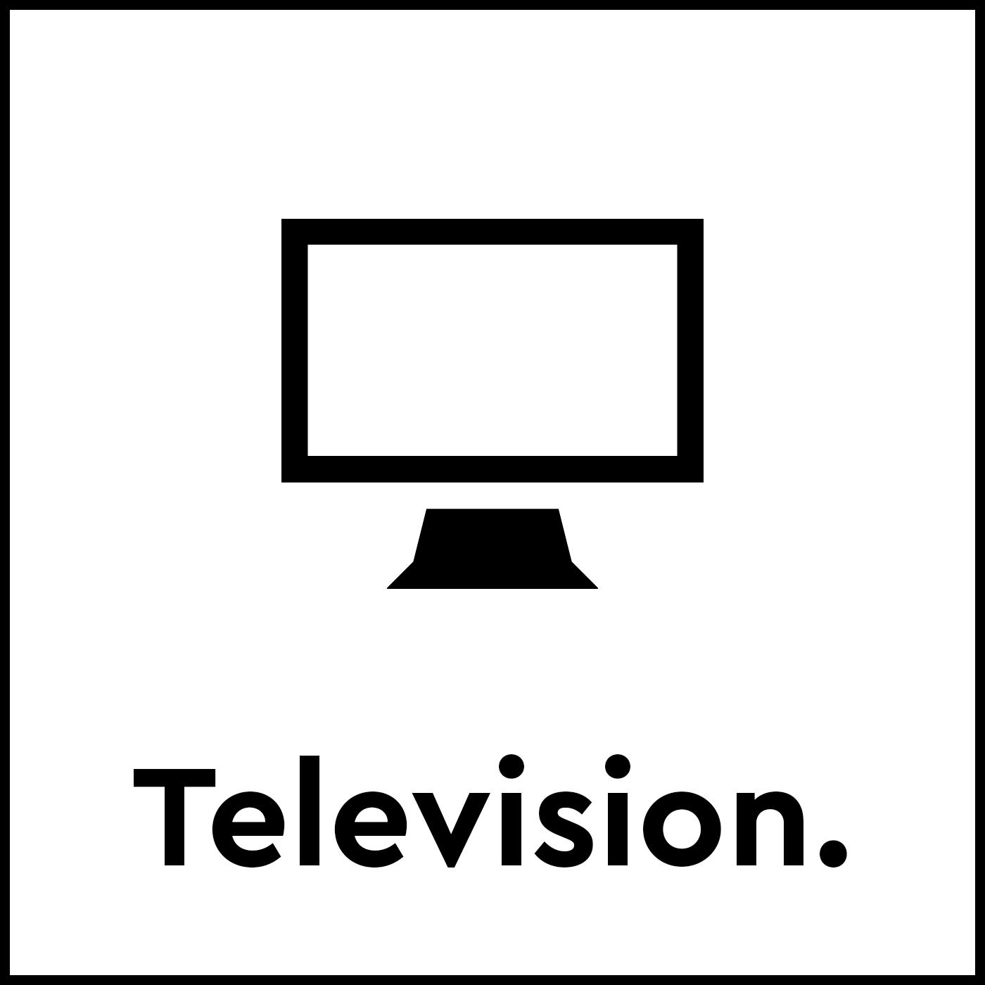 Bloc Smart Room Controls - TV Controls